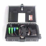 Водоустойчивая пылезащитная коробка прекращения оптического волокна 16 Port FTTH