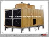 Fiberglas-Querfluss-quadratischer Kühlturm für Klimaanlagen-Industrie