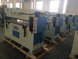 Precision четыре колонки гидравлические плоскости резиновые режущей машины