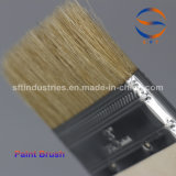 '' cepillo de cerda puro 3 con la maneta de madera