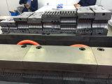 고속 두 배 벽 HDPE 물결 모양 관 기계