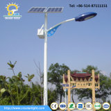 luz de calle solar de 60W LED con la media potencia Founction