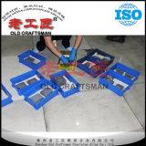 鉄マンガン重石の炭化物の合金のブロック100*100*2mm
