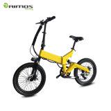 Vélo électrique de ville d'Ebike plié par poche pour la vente en gros