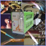 Poetsmiddel van de Oppervlakte van de Machine van het Lassen van de Waterstof van de Generator van het gas het Acryl