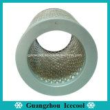 Base plisada del secador del filtro de succión del elemento Sf-48 Danfoss para el uso de la filtración para el shell reemplazable Sra-485 de Fliter de la succión con Sra-9634