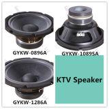 10 LautsprecherWoofer des Zoll-150W KTV mit 50mm Sprachring durch doppelte Magneten