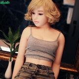 Jarliet 158 kleine Brust-Geschlechts-Produkt-Mann-reizvolle reale volle Silikon-Liebes-Puppe für Verkauf