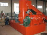 Raffreddamento ad acqua della singola fase riciclando la pellicola di Machine/PE che ricicla macchina
