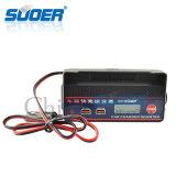 Suoer 12V 200W Chargeur de voiture rapide onduleur (STA-K350A)