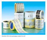Fabrikanten Alle Stickers van het Etiket van de Druk