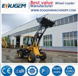 Qualitäts-Marke 1.6 Tonnen-chinesische Rad-Ladevorrichtung