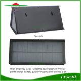 ضمّن [48لدس] [سمد2835] فائقة ساطع إنارة جدار شمسيّة يعلى أضواء