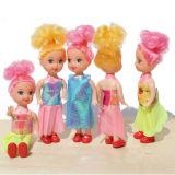 2-дюймовый пластиковые Baby dolls Небольшой изящный игрушки