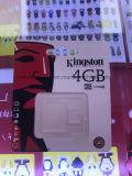 전화를 위한 좋은 품질 4GB Class10 Menory 카드