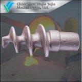 Pezzo fuso di sabbia di lucidatura personalizzato OEM di trattamento di superficie di precisione per la parte meccanica