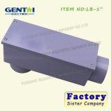 Pvc-u de Norm van de Montage UL651 van de Toegang van het Type van T voor Elektro