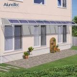 Toldo de aluminio del pabellón de DIY para la ventana y las puertas