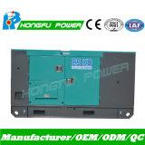 jogo de gerador Diesel da potência de 99kw 124kVA 60Hz com motor de Lovol