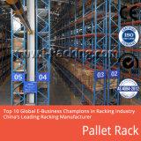 Op zwaar werk berekende 4.5t per het Rek van de Pallet van de Opslag van het Pakhuis van het Metaal van de Laag voor Industriële Opslag