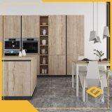 Du grain du bois de mélamine décorative Desige Impregnatde imprimez sur du papier pour le mobilier
