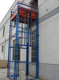 مصعد كهربائيّة ثابتة مادّيّة/رصاص سكّة حديديّة مصعد/هيدروليّة [غيد ريل] بضائع مصعد