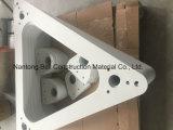 Los perfiles de Customzied FRP Pultruded, FRP perforaron las estructuras, perfiles de la fibra de vidrio modificados para requisitos particulares