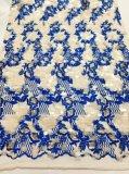 Высокое качество 3D кружевной ткани популярных Saling