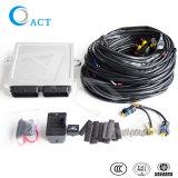 Der Taten-CNG LPG Installationssätze des Brennstoffsystem-2568cyl elektronisches Bediengeraet