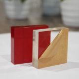 Feuille acrylique transparente et claire de perspex et feuille acrylique, plaque de PMMA