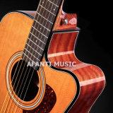 """Chitarra acustica di disegno 41 di Cuestom di musica di Afanti """" (AAG-103)"""