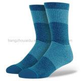 Zwei Farbe Soem-Mann-Kleid-Socke