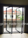 China-Fertigung-beste Niedrig-Wirkungsvolle Metalltüren