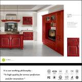 De Deur van de Keukenkast van pvc voor Keukenkast (FY012)