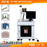 Boutons et machines de gravure en cuir d'inscription de laser Cmt-30
