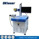 stampatrice dell'incisione del metallo del laser della fibra di CNC 3D per le vigilanze di oro