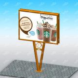 価格ハイウェイLEDスクリーンの掲示板の構造を広告する掲示板