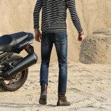 ベルト(HDMJ0011-17)の特別なパターンが付いている壊れた洗浄の人のジーンズ