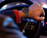 22mm Nylon de alta qualidade e a faixa de relógio em pele genuína para a engrenagem Samsung S3