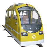 Электрические соединения инспекции Железнодорожного автомобиль