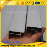 Kundenspezifischer Aluminiumstrangpresßling verwendet für AluminiumSonnenkollektor-Rahmen