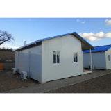 사무실 건물로 사용되는 2개의 지면 Prefabricated 집
