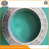 Junta de Composto de grafite usada para petroquímica, mineração, navios, caldeiras, tubulações e dutos, bombas e válvulas, Flanges...
