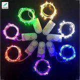 暖かく白いカラー9.5meter LED太陽花ストリングライト