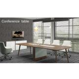 O MDF com Melaminet topo mesa de conferência para a sala de reunião
