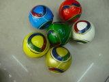 Sfera di sforzo dell'unità di elaborazione della sfera della gomma piuma di stampa di colore completo dei 360 di grado anti di sforzo di stampa della sfera giocattoli dei bambini