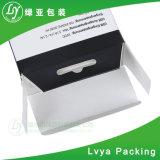 Produits de beauté de papier personnalisés empaquetant le cadre