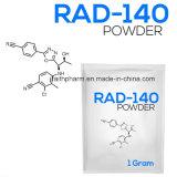 El SARM Rad 140 Polvo RAD-140 Testolone materia prima de ganancia muscular culturismo