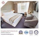 Чудесная мебель спальни гостиницы с двойной кроватью (YB-D-39)