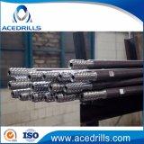 Шпиндель сверлильного станка выдвижения Drilling инструмента продетый нитку минирование R32 Mf/mm утеса для прокладывать тоннель и прокладывать тоннель